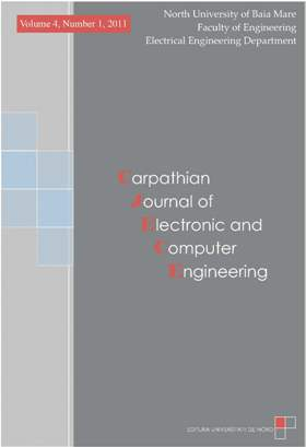 Carpathian Journal of Electronic and Computer Engineering